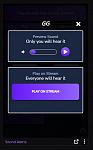 Display sound duration